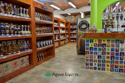 Agave Liquors in Sayulita Mexico