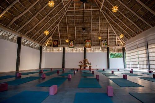 Yoga Los Suenos in Sayulita Mexico