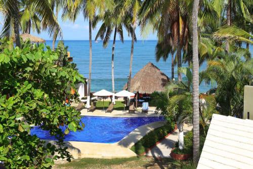 Villa Amarilla Vacation Rental in Sayulita Mexico