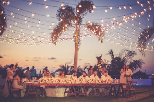 Bridal Events At Maraica in Sayulita Mexico