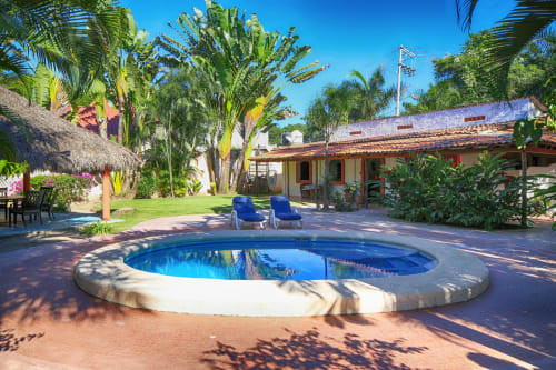 Casa Palmario Vacation Rental in Sayulita Mexico