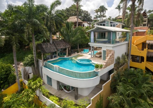 Anjali Penthouse Vacation Rental in Sayulita Mexico