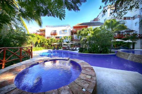 Pool Side Condo 205 Vacation Rental in Sayulita Mexico