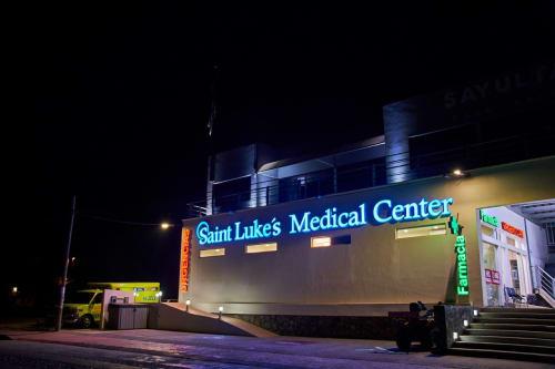 Saint Luke's Hospitals in Sayulita Mexico