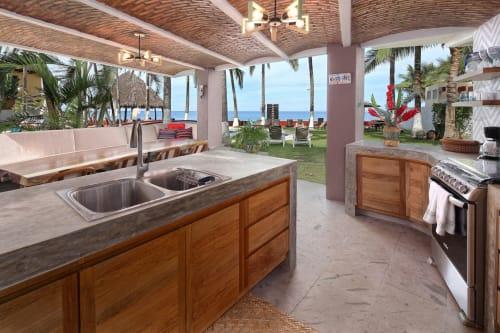Casas Palmar And Tocayo Vacation Rental in Sayulita Mexico