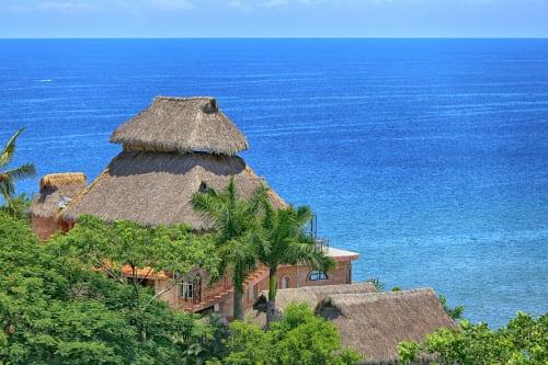 La Gran Villa Vacation Rental in Sayulita Mexico
