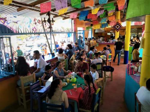 El Original Sayulita Cafe in Sayulita Mexico