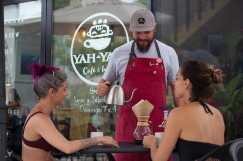 YAH-YAH CAFÉ in Sayulita Mexico