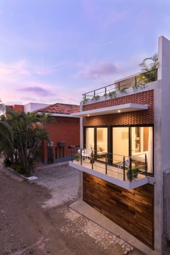 Sundaram Luxury Guesthouse Vacation Rental in Sayulita Mexico