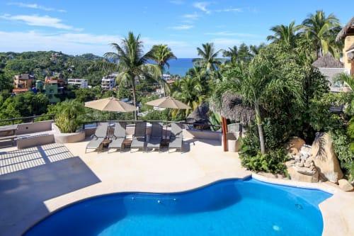 Casa Tres Vistas Vacation Rental in Sayulita Mexico
