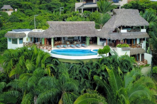Villa Painted Ponies Vacation Rental in Sayulita Mexico