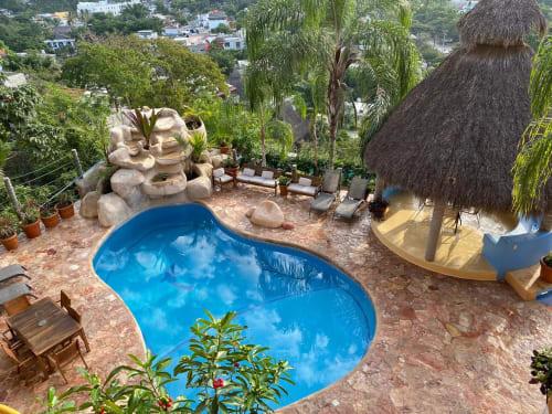 Villa ChulaVista Studios Vacation Rental in Sayulita Mexico