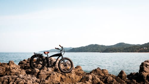 Baikas E-Bike Rentals in Sayulita Mexico