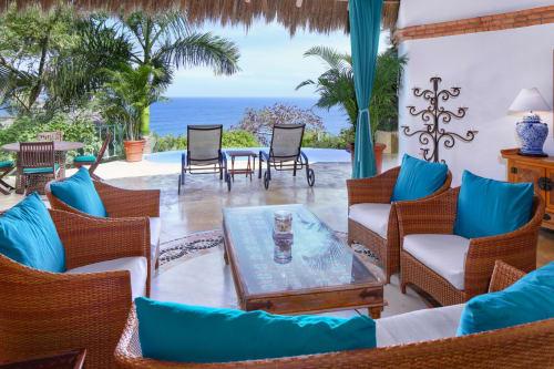 Villa Las Flores At Villa Amor Vacation Rental in Sayulita Mexico