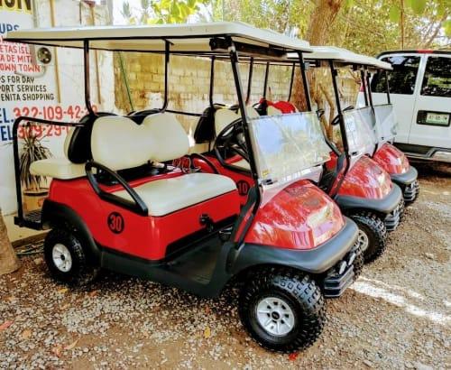 Gaby Golf Carts in Sayulita Mexico