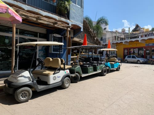 Roly's Golf Carts in Sayulita Mexico