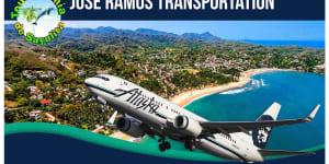 Jose Ramos Transportation Services in Sayulita Mexico