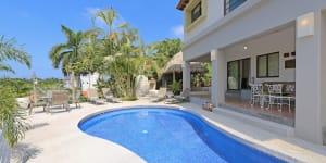 Casa Los Amigos Vacation Rental in Sayulita Mexico