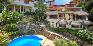 Casa De Ensueno Vacation Rental in Sayulita Mexico