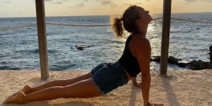 JPO Flow - Yoga With Jenn in Sayulita Mexico