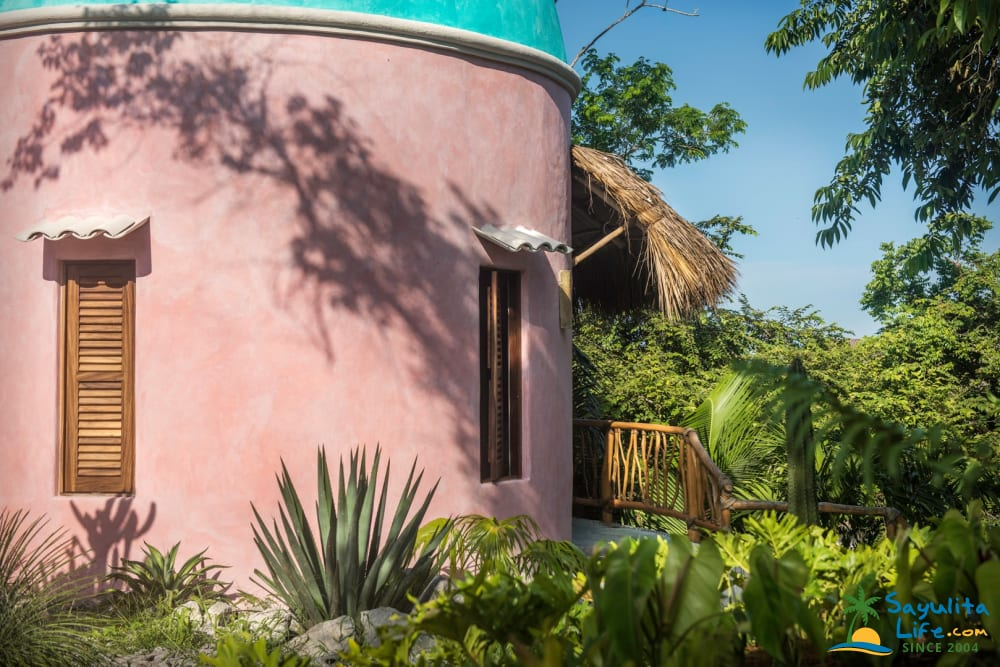 Sayulita Life - Villa Valentin is a tranquil, luxury small resort with 4BR  casa and two 2BR casitas