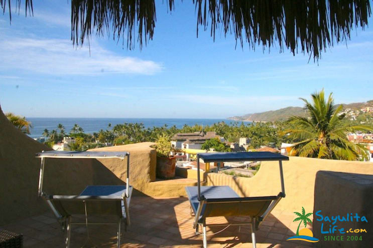 Casa Suerte Vacation Rental in Sayulita Mexico