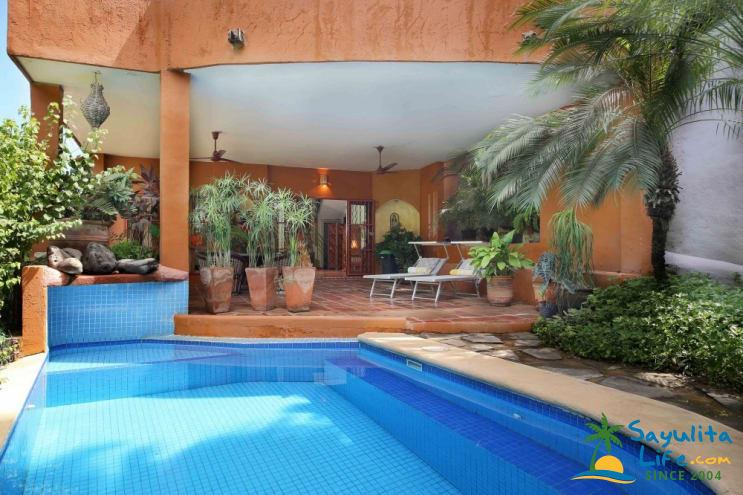 Casa Del Sol Vacation Rental in Sayulita Mexico