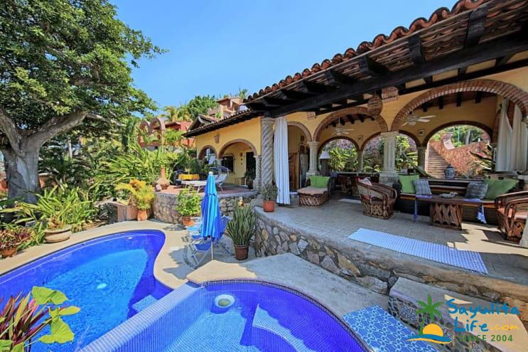 El Templito Vacation Rental in Sayulita Mexico