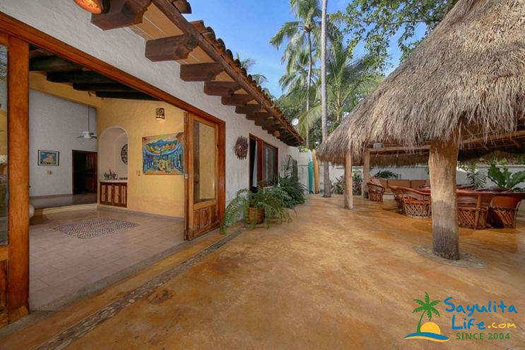 Casa Copa De Oro Vacation Rental in Sayulita Mexico