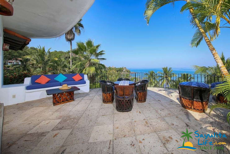 Casa Carlitos Vacation Rental in Sayulita Mexico