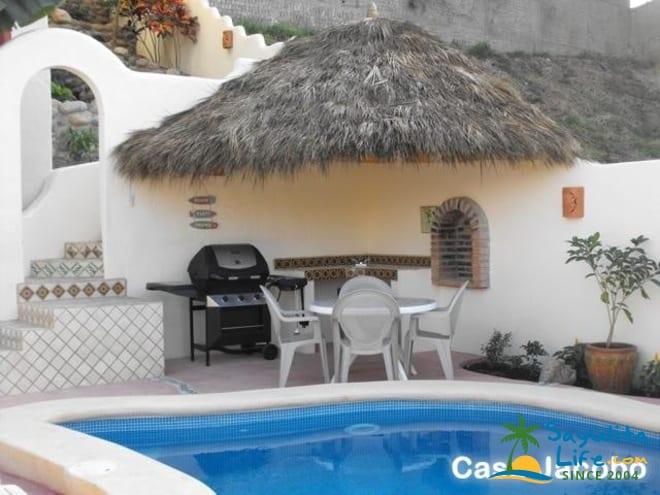 Villa Mango At Casa Jacobo Vacation Rental in Sayulita Mexico