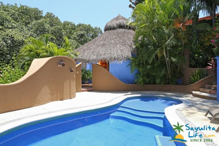 Casita La Palmita At Villas Palmas Reales Vacation Rental in Sayulita Mexico