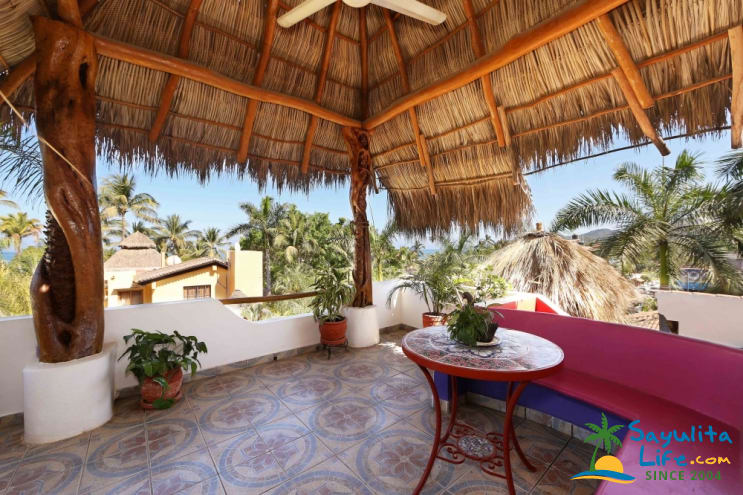 Suenos Del Mar Vacation Rental in Sayulita Mexico
