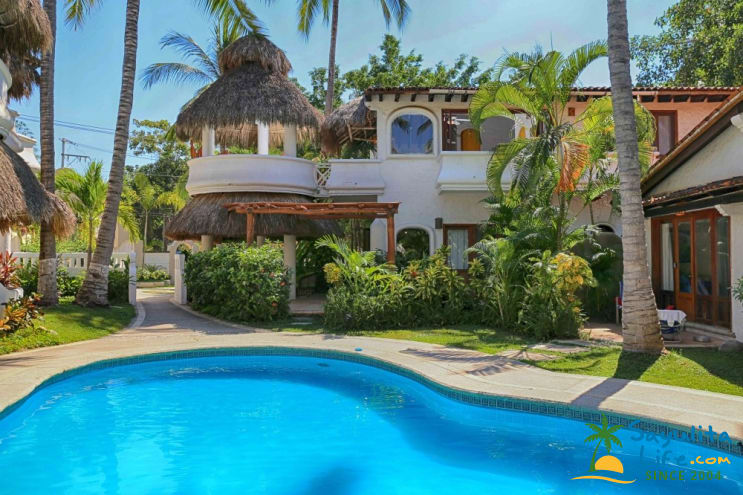 Casa De Las Olas Vacation Rental in Sayulita Mexico