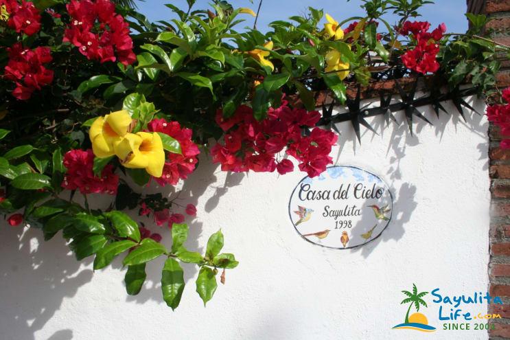 Casa Del Cielo Vacation Rental in Sayulita Mexico