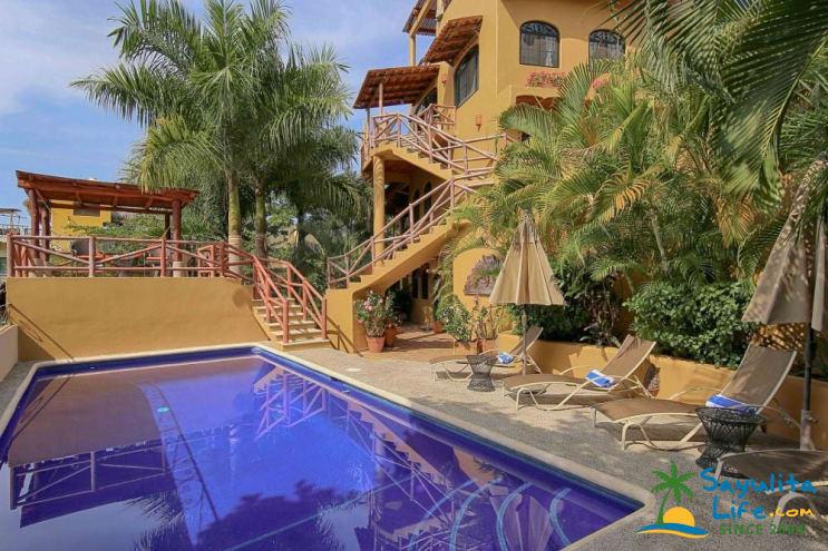 Casitas At Villa Casa Terramar Vacation Rental in Sayulita Mexico