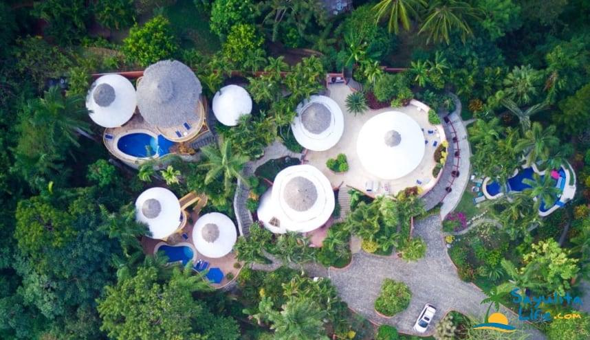 Villas Rana Verde Estate Vacation Rental in Sayulita Mexico