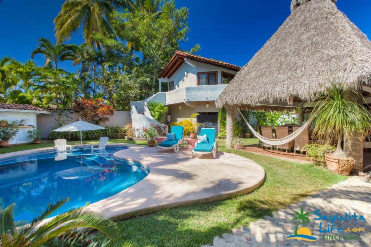 Casa Norte Vacation Rental in Sayulita Mexico