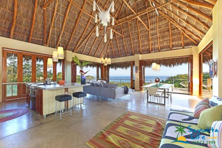 Casa Magia Vacation Rental in Sayulita Mexico