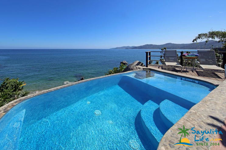 Casa Buque Vacation Rental in Sayulita Mexico