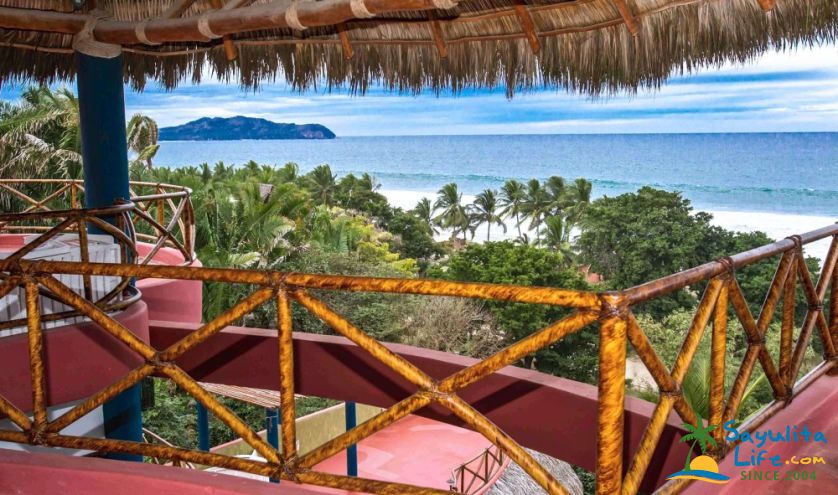 Casa Litibu Vacation Rental in Sayulita Mexico