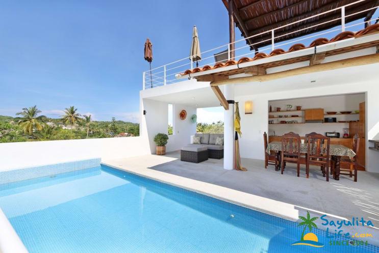 Villa Atlantica 3BR Vacation Rental in Sayulita Mexico