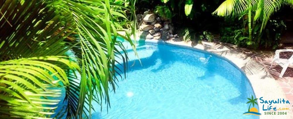Bungalows Jaqueline Vacation Rental in Sayulita Mexico