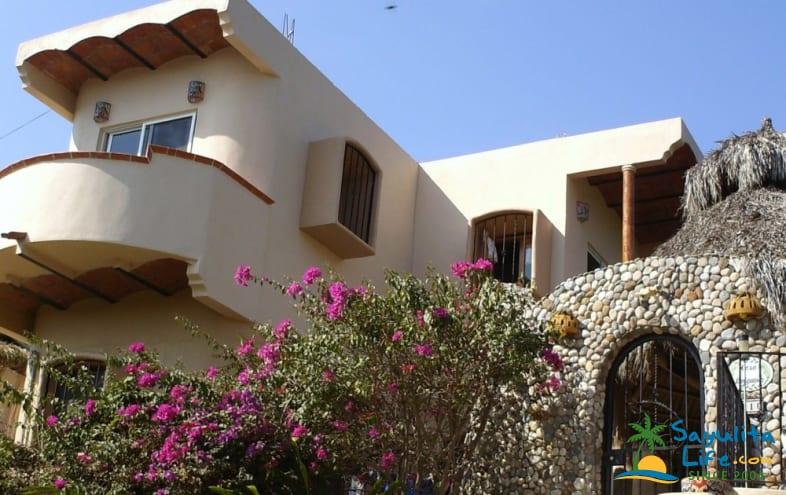 Casita Liniguana Vacation Rental in Sayulita Mexico