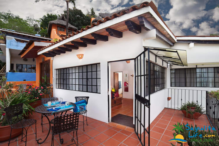 Casa Leyenda Vacation Rental in Sayulita Mexico