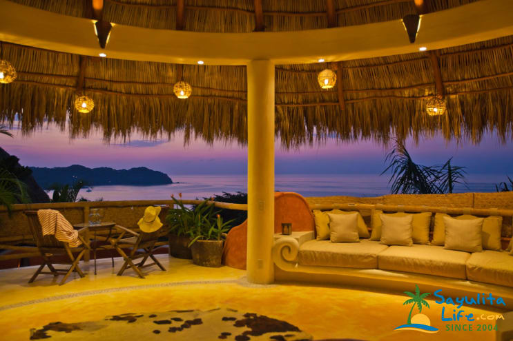 Casa Hermosa Vacation Rental in Sayulita Mexico