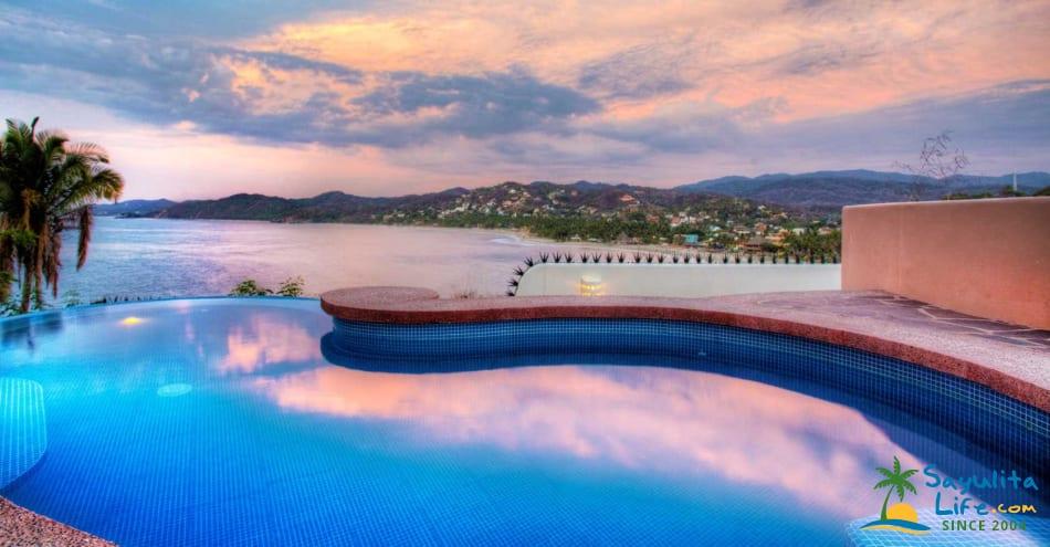 Villa Poema De Amor Vacation Rental in Sayulita Mexico