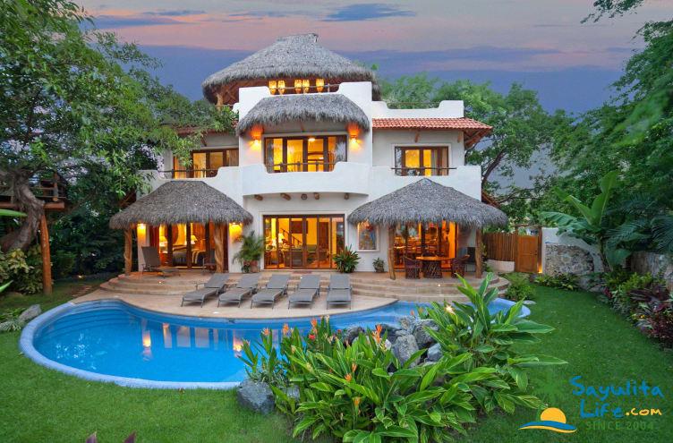 Casa Sonadora Vacation Rental in Sayulita Mexico