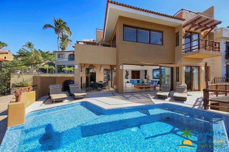 Villa Rosetta Vacation Rental in Sayulita Mexico