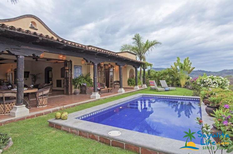 Casa Molendera Vacation Rental in Sayulita Mexico